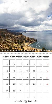 Bolivia (Wall Calendar 2019 300 × 300 mm Square) - Produktdetailbild 7
