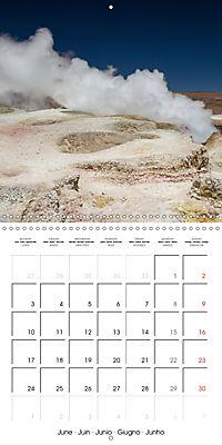 Bolivia (Wall Calendar 2019 300 × 300 mm Square) - Produktdetailbild 6