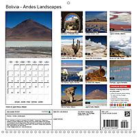 Bolivia (Wall Calendar 2019 300 × 300 mm Square) - Produktdetailbild 13