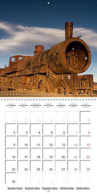 Bolivia (Wall Calendar 2019 300 × 300 mm Square) - Produktdetailbild 9