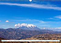Bolivien - Land und Leute (Wandkalender 2019 DIN A3 quer) - Produktdetailbild 1