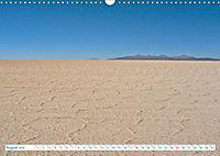 Bolivien - Land und Leute (Wandkalender 2019 DIN A3 quer) - Produktdetailbild 8