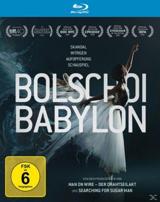 Bolschoi Babylon, Sergej Filin, Maria Alexandrowa, Wladimir Urin