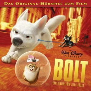 Bolt, Ein Hund für alle Fälle, 1 CD-Audio, Walt Disney