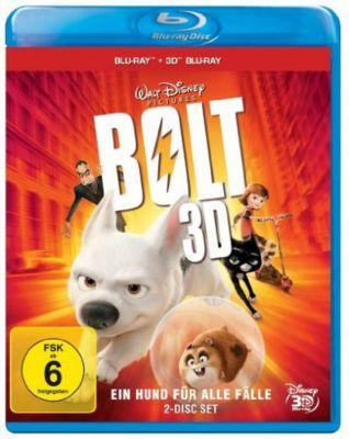 Bolt: Ein Hund für alle Fälle - 3D-Version