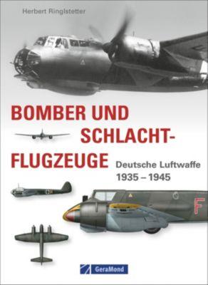 Bomber und Schlachtflugzeuge, Herbert Ringlstetter