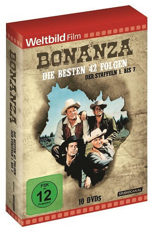 Bonanza Box Weltbild Edition Dvd Bei Weltbildch Bestellen