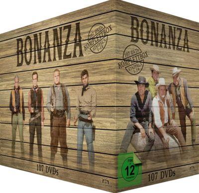 Bonanza - Komplettbox (Staffel 1 - 14), Bonanza