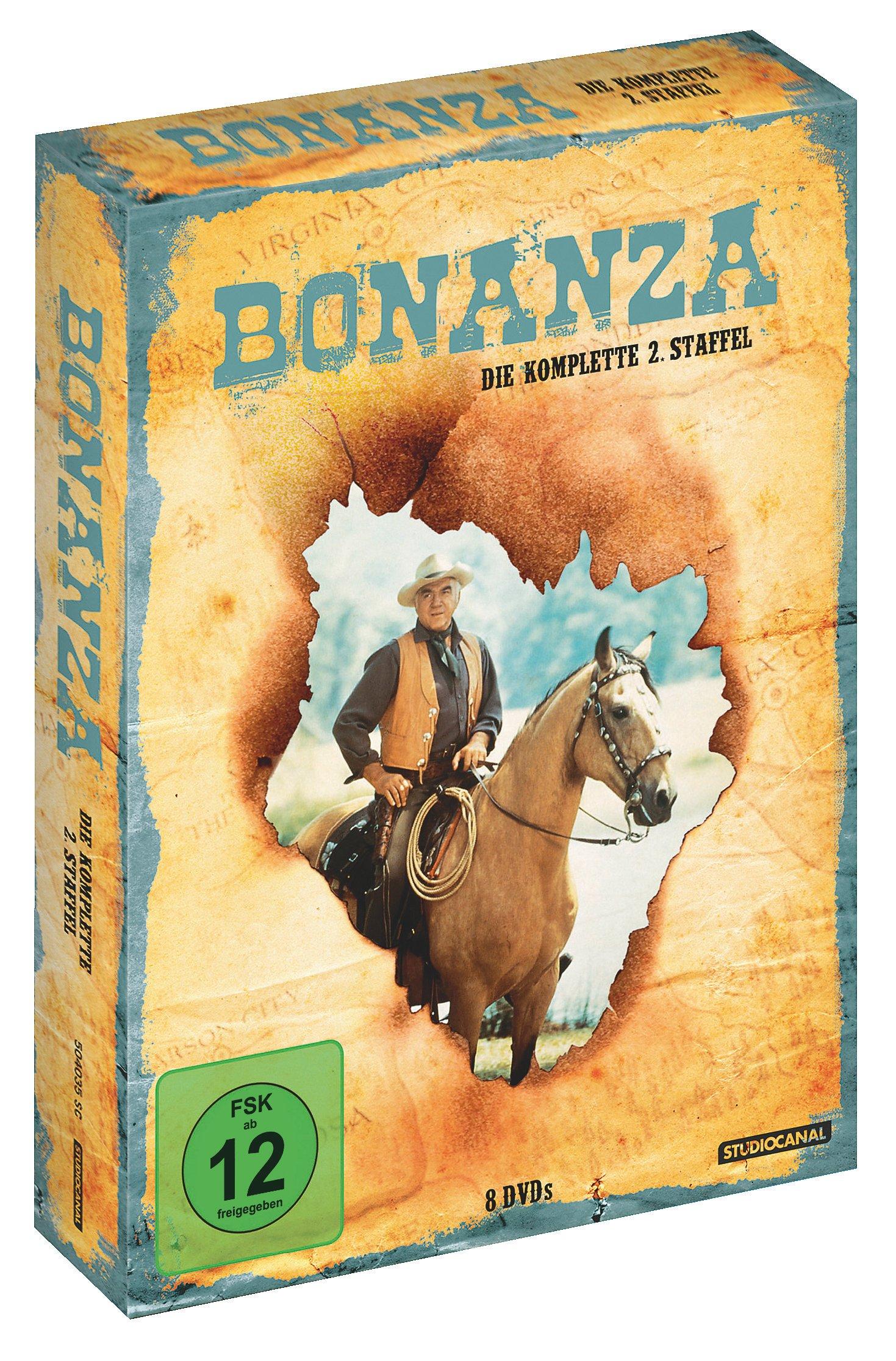Bonanza Staffel 2