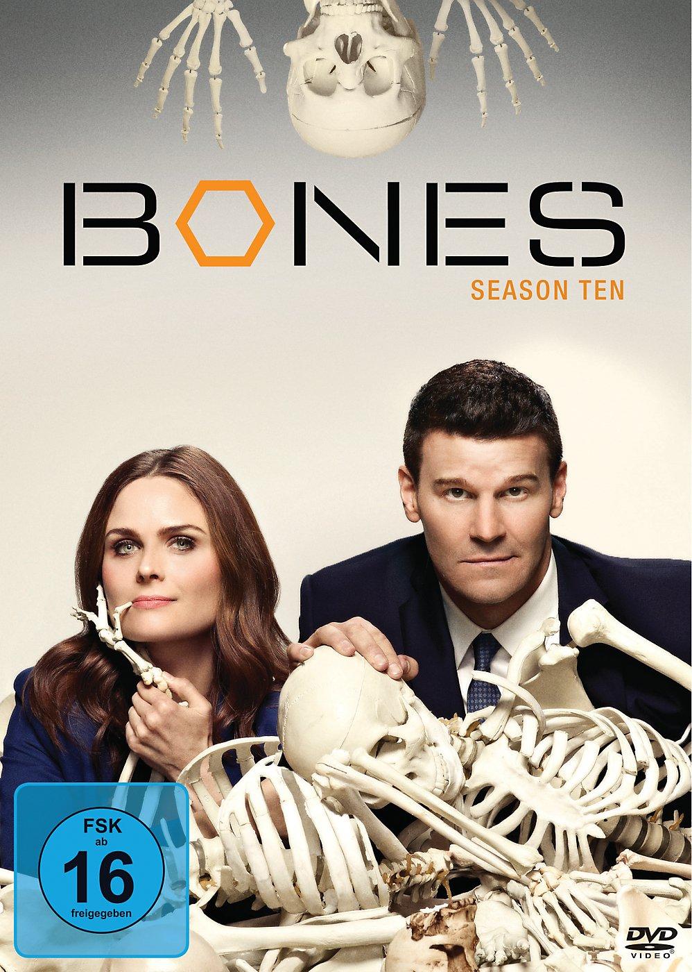 Die Knochenjägerin