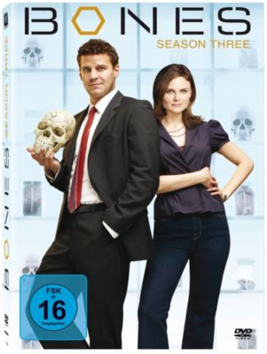 Bones: Die Knochenjägerin - Season 3, Diverse Interpreten