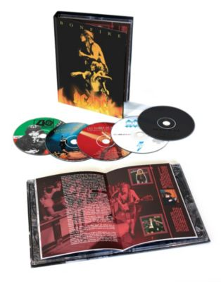 Bonfire Box, AC/DC