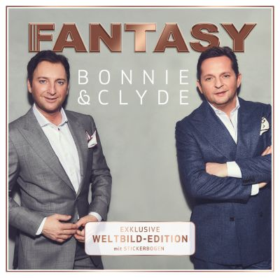 Bonnie & Clyde (exklusive Edition mit Foto-Stickerbogen), Fantasy
