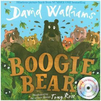 Boogie Bear, David Walliams