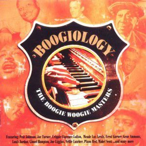 Boogiology-The Boogie Woogie M, Diverse Interpreten