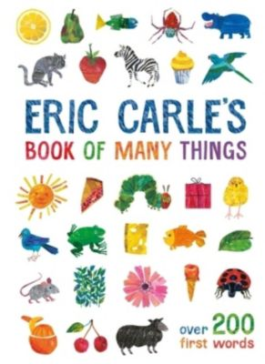 Book of Many Things, Eric Carle