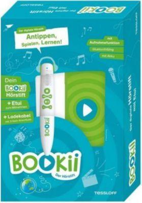 Bookii. Der Hörstift. Mit vielen vorinstallierten Titeln und für alle weiteren Produkte der Bookii-Welt!