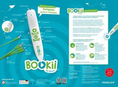 Komm mit auf den Ponyhof Noa BOOKii® Starter-Set WAS IST WAS Kindergarten