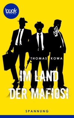 booksnacks: Im Land der Mafiosi, Thomas Kowa