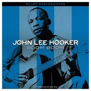 Boom Boom (Graues Vinyl), John Lee Hooker