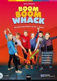 Boom Boom Whack, m. 1 CD-ROM, Elmar Rinderer