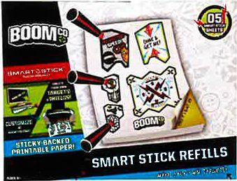 BOOMco Nachfüllpack Zielscheibensticke