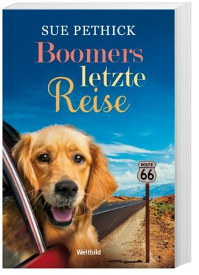 Boomers letzte Reise, Sue Pethick