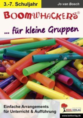 Boomwhackers für kleine Gruppen, Jo van Bosch