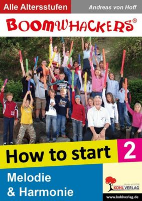 Boomwhackers - How To Start, Andreas von Hoff