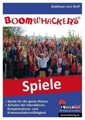 Boomwhackers, Spiele für die ganze Klasse, Andreas von Hoff