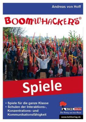 Boomwhackers - Spiele für die ganze Klasse, Andreas von Hoff