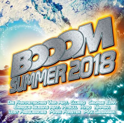 Booom Summer 2018, Various