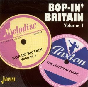 Bop In Britain Vol.1, Diverse Interpreten