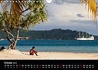 Bora Bora, Paradise islands (Wall Calendar 2019 DIN A4 Landscape) - Produktdetailbild 10