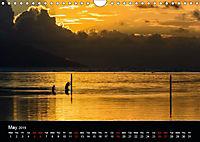 Bora Bora, Paradise islands (Wall Calendar 2019 DIN A4 Landscape) - Produktdetailbild 5