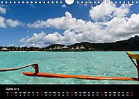 Bora Bora, Paradise islands (Wall Calendar 2019 DIN A4 Landscape) - Produktdetailbild 6