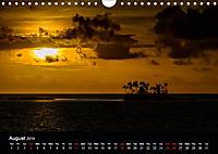 Bora Bora, Paradise islands (Wall Calendar 2019 DIN A4 Landscape) - Produktdetailbild 8