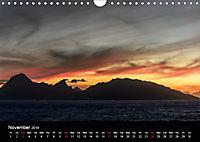 Bora Bora, Paradise islands (Wall Calendar 2019 DIN A4 Landscape) - Produktdetailbild 11