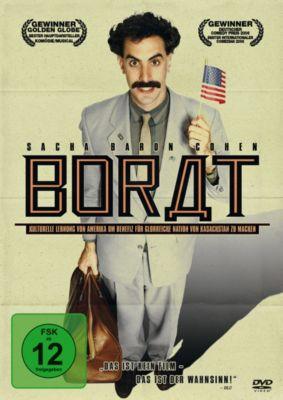 Borat, SACHA BARON COHEN, Anthony Hines, Peter Baynham, Dan Mazer, Todd Phillips