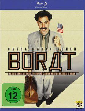 Borat, Diverse Interpreten