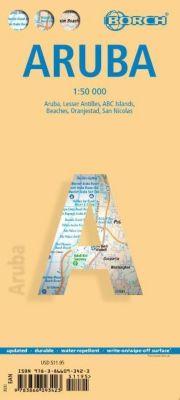Borch Map Aruba