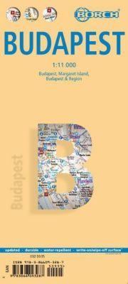 Borch Map Budapest -  pdf epub