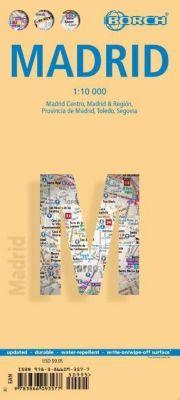 Borch Map Madrid -  pdf epub