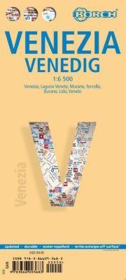 Borch Map Venedig / Venice -  pdf epub