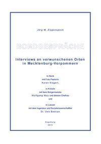 Bordgespräche, Jörg W. Ziegenspeck
