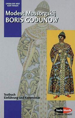 Boris Godunow, Modest P. Mussorgskij
