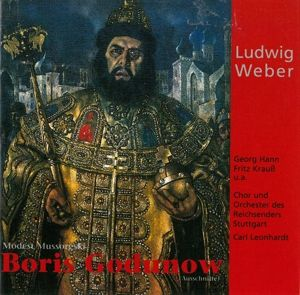 "Boris Godunow - Szenen, Weber, Sch""llkopf, Leonhardt"