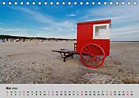 Borkum, bezaubernde Nordseeinsel (Tischkalender 2019 DIN A5 quer) - Produktdetailbild 5