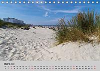 Borkum, bezaubernde Nordseeinsel (Tischkalender 2019 DIN A5 quer) - Produktdetailbild 3
