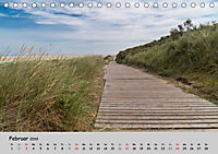 Borkum, bezaubernde Nordseeinsel (Tischkalender 2019 DIN A5 quer) - Produktdetailbild 2